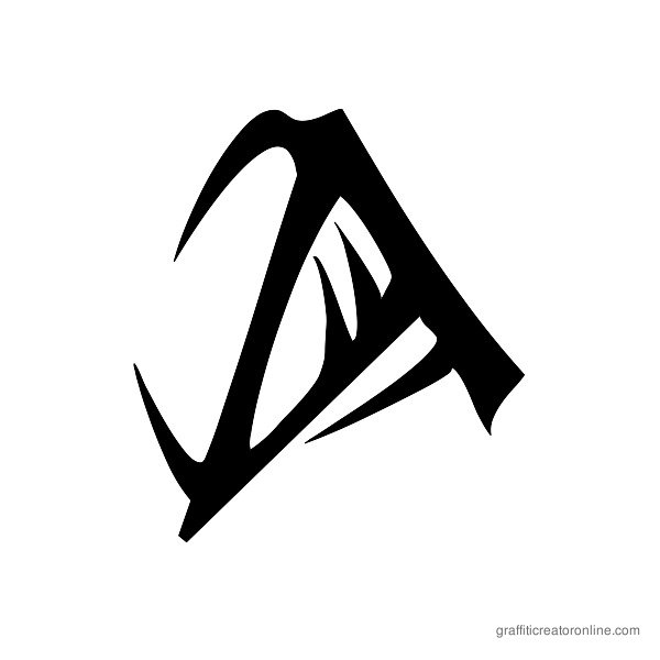 Tribal Font Gallery Graffiti Creator Online No Download Graffiti