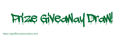 Prize Giveaway Draw!